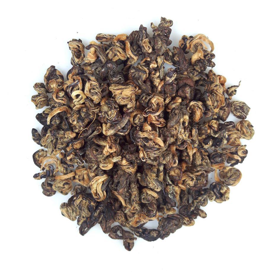 Yunnan Golden Snail (金螺红茶)